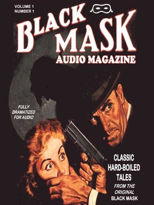 cover image of Black Mask Audio Magazine, Volume 1